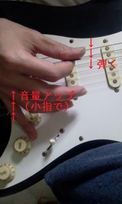バイオリン奏法
